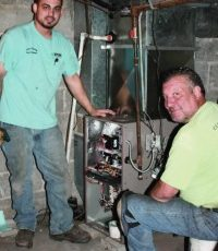 Cliff's heating keeps historical home warm for the holidays